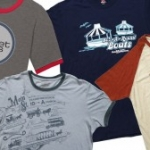 Limited Release T-shirts Available at Disney Parks Online Store through May