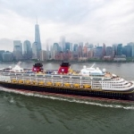 Disney Cruise Line Returns to New York City, Galveston, and California in 2017