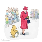 'Winnie-the-Pooh and the Royal Birthday' Released to Celebrate 90th Anniversary of Pooh and 90th Birthday of Her Majesty The Queen
