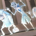 New 'Haunted Mansion' Children's Book Part of New Series from Disney Publishing