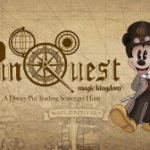 Disney PinQuest Scavenger Hunt Now at the Magic Kingdom