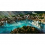 Disneyland's Rivers of America and Disneyland Railroad to Reopen in Summer of 2017