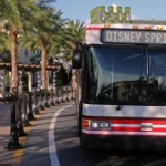 Disney Parks Buses Now Traveling Between Theme Parks and Disney Springs