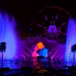 World of Color and Fantasy in the Sky Returning to Disneyland this Fall