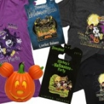 Disneyland Gives Sneak Peek at Halloween Time Merchandise