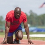 LaShawn Merritt Trained at ESPN Wide World of Sports and Returns from Rio with Two Medals