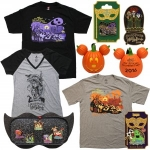 Disney Unboxes the Merchandise for Mickey's Not-So-Scary Halloween Party 2016