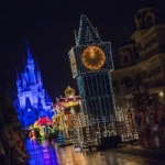 Main Street Electric Parade Leaving the Magic Kingdom on October 9