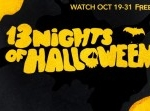 Freeform Announces Lineup for 18th Annual '13 Nights of Halloween' Programming Event