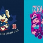 New Merchandise for Disney Cruise Line's Fall Sailings from NYC