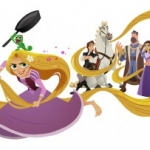 Disney Gives Fans a Sneak Peek at 'Tangled: The Series'