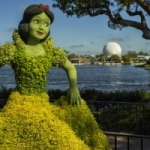 2017 Epcot International Flower and Garden Festival Kicks Off March 1