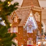 Walt Disney World Resort Gingerbread Displays Ready for the Holidays
