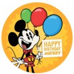Disney Parks Celebrating Mickey Mouse's Birthday on November 18