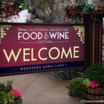 Disney California Adventure Food and Wine Festival Returns