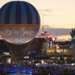 New Characters in Flight Balloon Debuts at Disney Springs