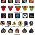 New Hidden Mickey Disney Pins Arriving at Disney Parks Very Soon