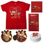 Lunar New Year Merchandise Coming to Disney California Adventure