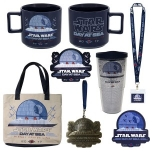 Disney Gives a Preview of Merchandise for Disney Cruise Line's Star Wars Day at Sea 2017