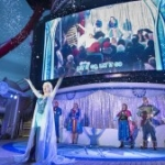 Disney Cruise Line Continues to Celebrate 'Frozen' Fun this Summer