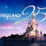Disneyland Paris Celebrating 25th Anniversary