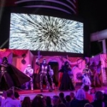 'Star Wars' Day at Sea on Disney Cruise Line's Disney Fantasy