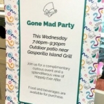 Gone Mad Party Returns to Disney's Grand Floridian Resort and Spa