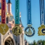 Disney Gives Sneak Peek at Medals for Disneyland Paris – Val d'Europe Half Marathon