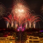 Celebrate the Fourth of July with Fireworks, Characters, Entertainment, and More