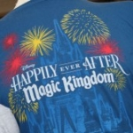 New 'Happily Ever After' Merchandise at the Magic Kingdom