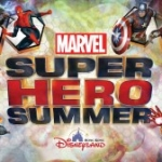 Hong Kong Disneyland Celebrating Marvel Super Hero Summer