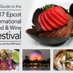 Disney Food Blog Announces 'DFB Guide to the 2017 Epcot Food and Wine Festival' E-book
