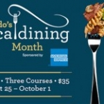 Orlando's Magical Dining Month Extended Until October 12