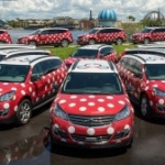 Minnie Vehicle Service to Begin this Month at Walt Disney World Resort