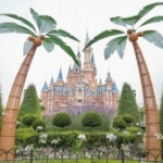 Shanghai Disney Resort Celebrating Summer