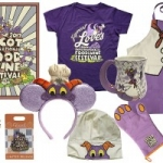 Check Out this Preview of the Merchandise for the 2017 Epcot Food and Wine Festival