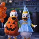 Celebrate Halloween at the Magic Kingdom and on Disney Cruise Line