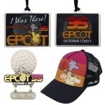 New 'I Was There' Merchandise Collection Launched for Epcot's 35th Anniversary