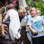 Disney PhotoPass Celebrating Talk Like a Pirate Day on September 19