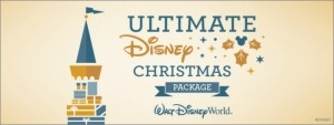 New 'Ultimate Disney Christmas Vacation Package' Announced