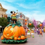 Disney Parks Around the World Celebrating Halloween