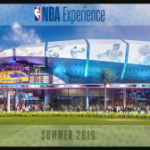 NBA Experience Coming to Disney Springs in 2019