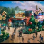 Woody's Lunch Box Quick Service Restaurant Announced for Toy Story Land