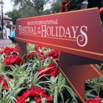 The Epcot International Festival of the Holidays Has Started