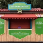 Booths Announced for the Disney Festival of Holidays at Disney California Adventure