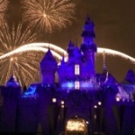 Catch a Live Stream of Believe … in Holiday Magic Fireworks from Disneyland