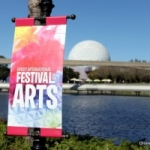 Live Performances During the Epcot Festival of the Arts