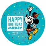 Disney Parks Celebrating Mickey's Birthday on November 18
