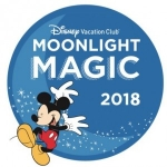 Disney Vacation Club Announces 2018 Moonlight Magic Events