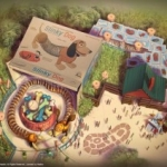 Shanghai Disneyland Opening Disney Toy Story Land in 2018